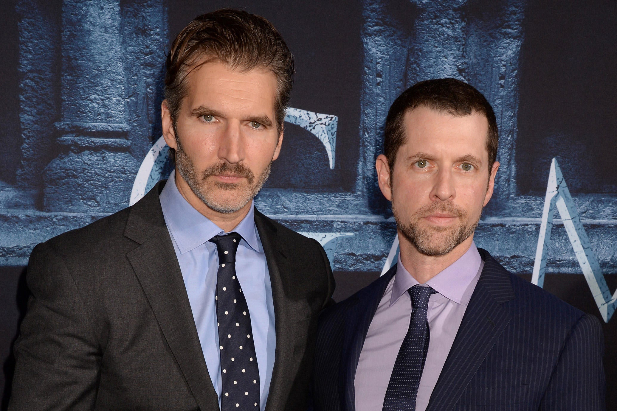 Daniel Brett Weiss and David Benioff Game Of Thrones Writers and directors