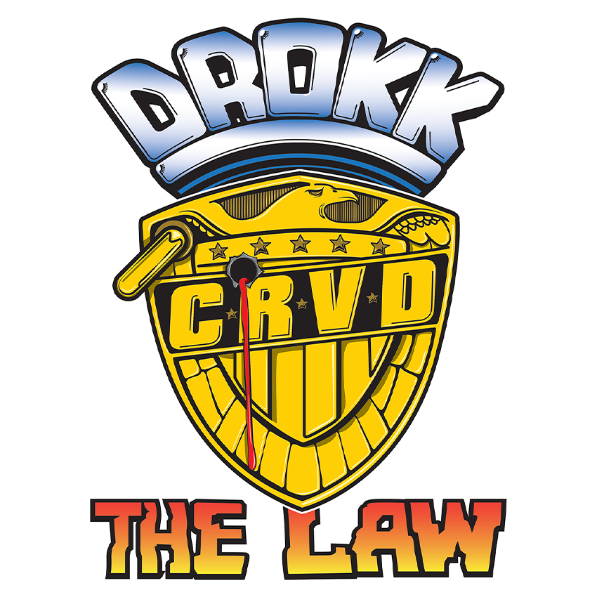 Drokk The Law