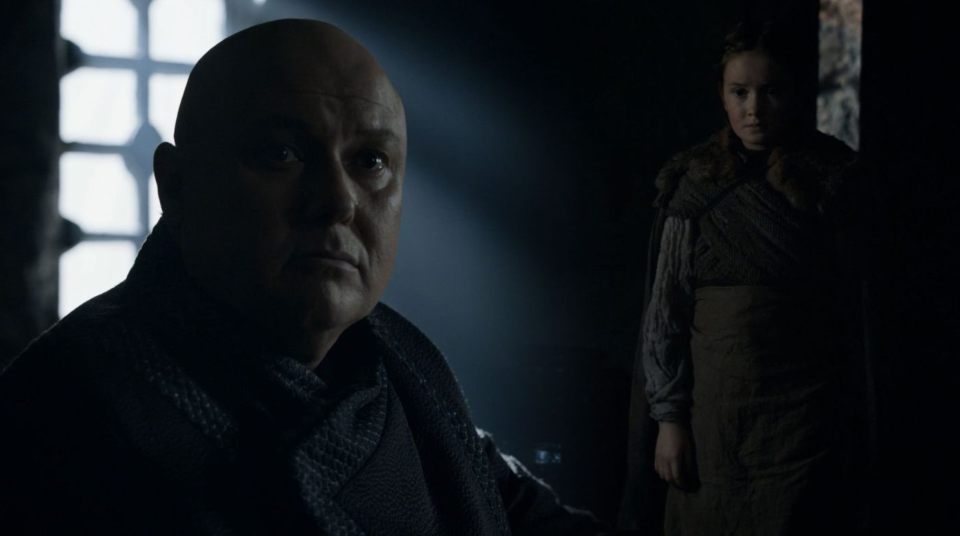 game of thrones season 8 episode 5 Varys Poison Little Bird
