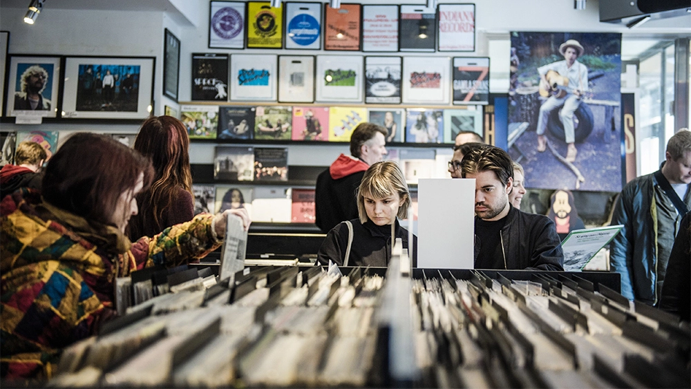 Record Store Day 2019 Vinyl Record store