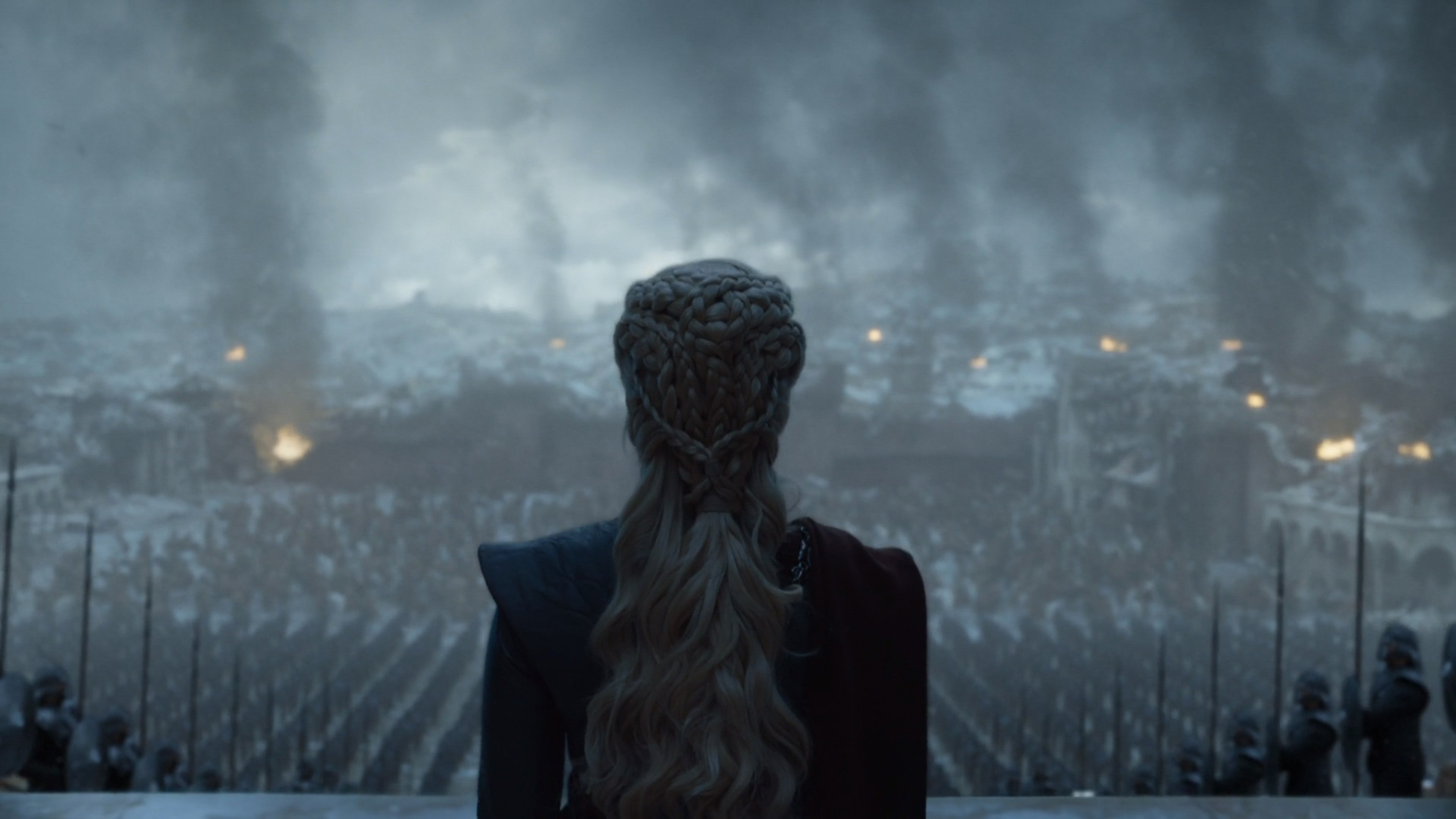 game of thrones season 8 episode 6 trailer daenerys Targaryen queen of the ashes