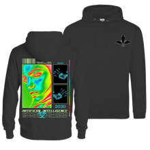 Load image into Gallery viewer, Agenda 2030 - Pull Over Hoodie (Front & Back Print)