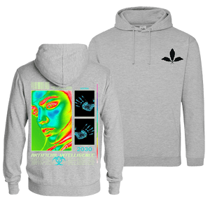 Agenda 2030 - Pull Over Hoodie (Front & Back Print)