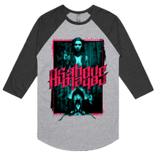 Load image into Gallery viewer, As Above, So Below - 3/4 Sleeve Raglan