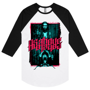 As Above, So Below - 3/4 Sleeve Raglan
