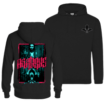 Load image into Gallery viewer, As Above, So Below - Pull Over Hoodie (Front & Back Print)