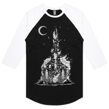 Load image into Gallery viewer, Ashes To Ashes - 3/4 Sleeve Raglan
