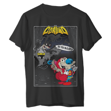 Load image into Gallery viewer, Bat Ren & Super Stimpy - Tee