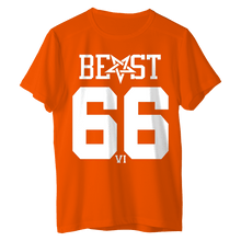 Load image into Gallery viewer, Beast 666 - Tee (white print)