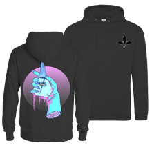 Load image into Gallery viewer, Broken Inside - Pull Over Hoodie (Front & Back Print)