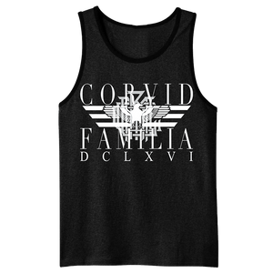 Corvid Culture Family - Scoop Neck Tanktop