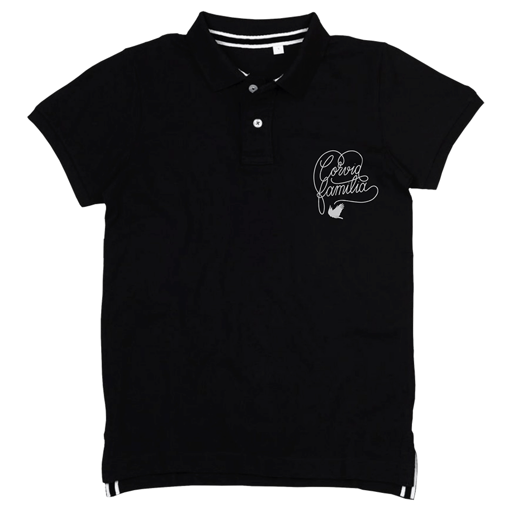 Corvid Culture Family - Polo Shirt