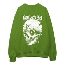 Load image into Gallery viewer, Cursed (White Print) - Sweatshirt