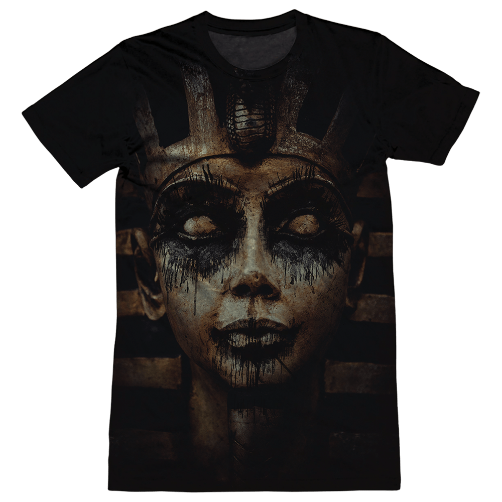 Damned In Black - Sublimation Tee