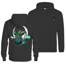 Load image into Gallery viewer, Darkwave Amun-Ra - Pull Over Hoodie (Front & Back Print)