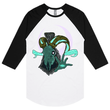 Load image into Gallery viewer, Darkwave Amun-Ra - 3/4 Sleeve Raglan