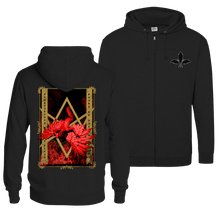 Load image into Gallery viewer, Flesh Immortals - Zip Hoodie (Front & Back Print)