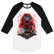 Load image into Gallery viewer, Judgement Day - 3/4 Sleeve Raglan