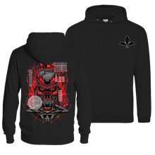 Load image into Gallery viewer, Judgment Day - Pull Over Hoodie (Front & Back Print)