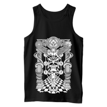 Load image into Gallery viewer, Kabbalah (White Print) - Vest