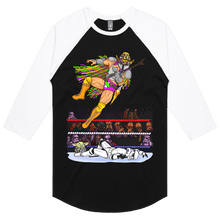 Load image into Gallery viewer, Macho Mando - 3/4 Sleeve Raglan