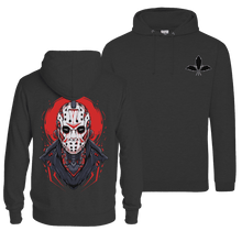 Load image into Gallery viewer, Mecha Jason - Pull Over Hoodie (Front & Back Print)