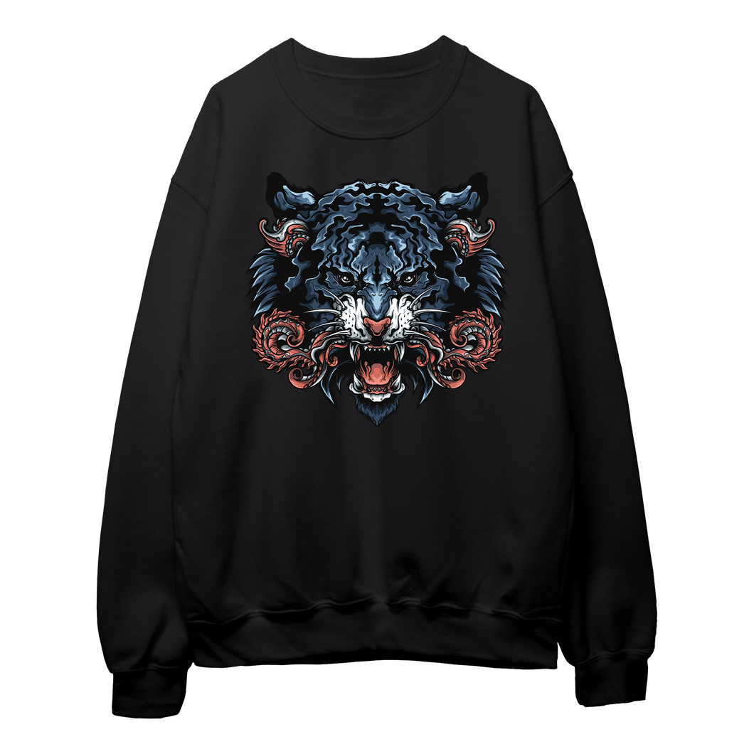 Octotiger Dark - Sweatshirt