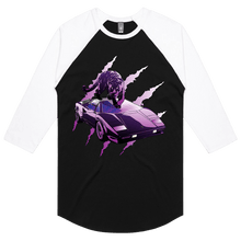 Load image into Gallery viewer, Panther Countach - 3/4 Sleeve Raglan