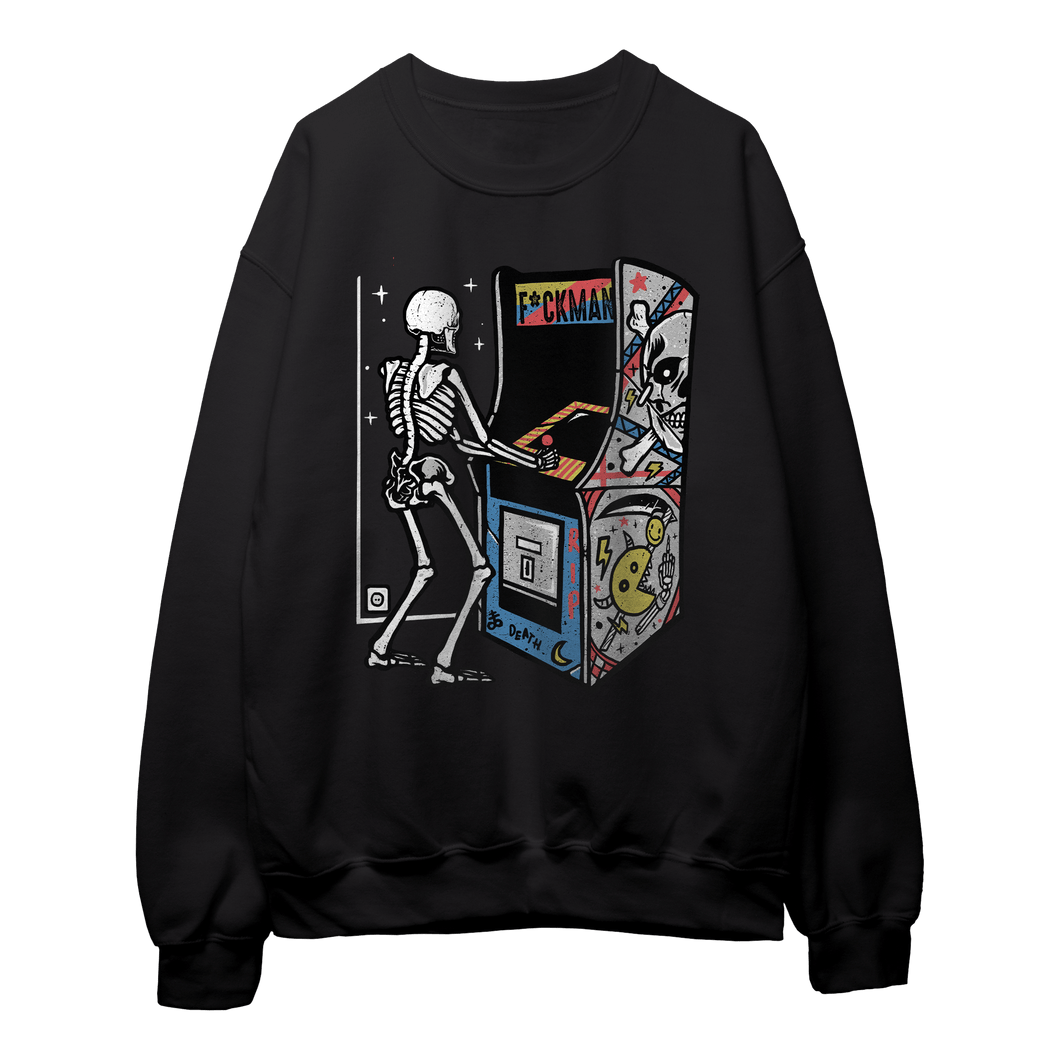 Play Til Death - Sweatshirt