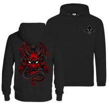 Load image into Gallery viewer, Shiryo - Pull Over Hoodie (Front & Back Print)