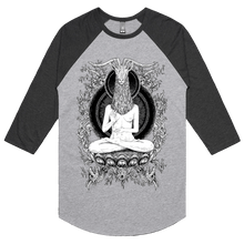Load image into Gallery viewer, Temple - 3/4 Sleeve Raglan