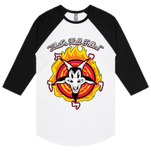 Load image into Gallery viewer, That's Hell - 3/4 Sleeve Raglan