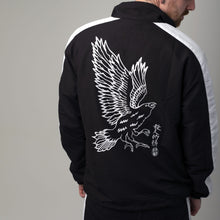 Load image into Gallery viewer, Yatagarasu Tracksuit - Jacket (black/white)