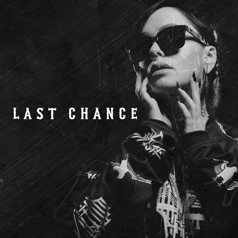 Clearance - Last Chance