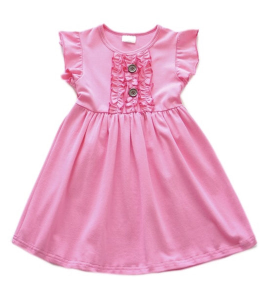 Bubblegum Day Dress