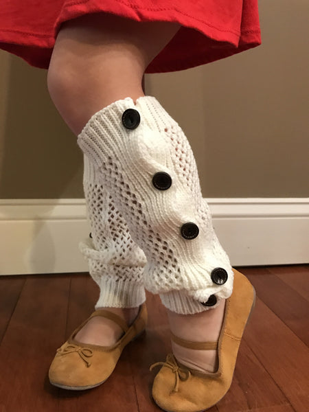 Button-Up Leg Warmer