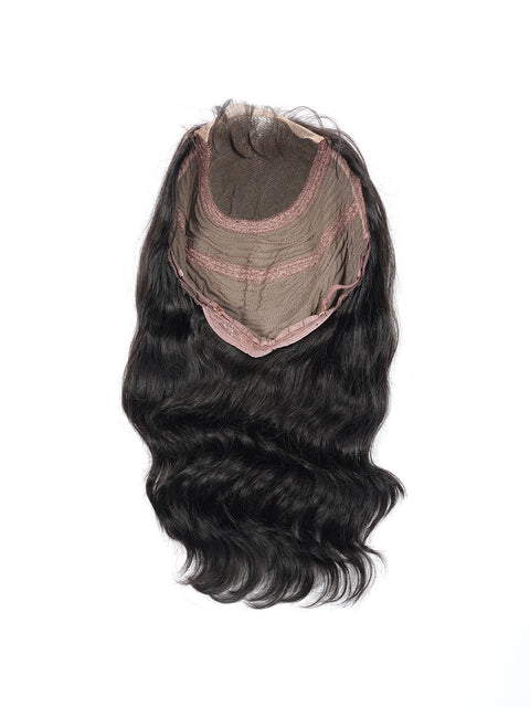 Virgin Brazilian Body Wave Closure Bob Wig - True Glory Hair
