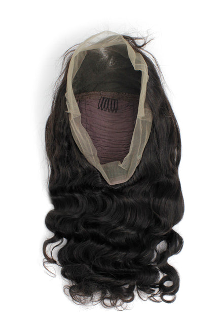 Brazilian 360 Body Wave Bob Wig - True Glory Hair