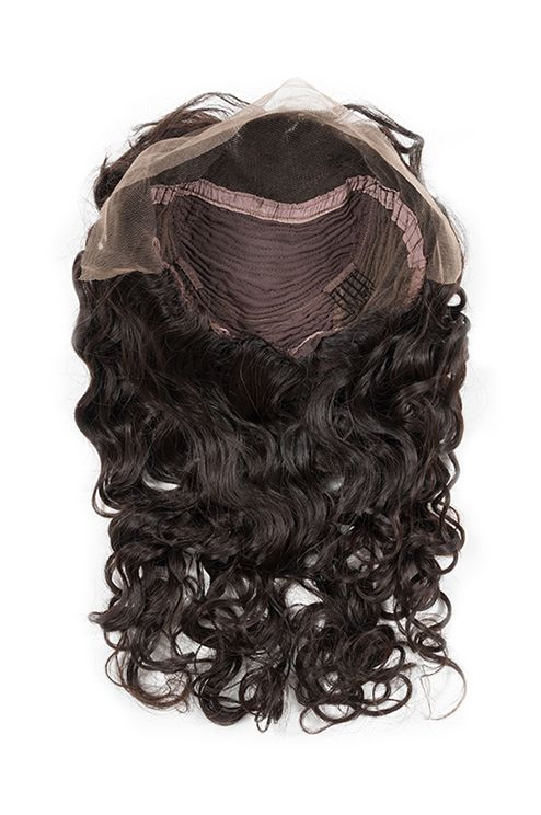 Virgin Brazilian Body Wave Lace Front Wig - True Glory Hair