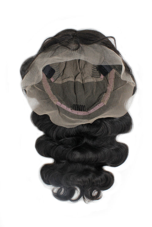 Virgin Brazilian HD Body Wave Wig - True Glory Hair