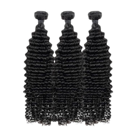 "16"", 18"", 20"" Virgin Brazilian Curly Bundle Deal - True Glory Hair"