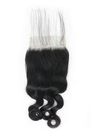 Remy Human Hair Body Wave Lace Closure - True Glory Hair