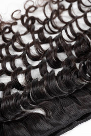 Virgin Brazilian Deep Wave Bundle - True Glory Hair