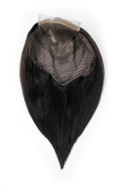 Virgin Brazilian Straight Closure Bob Wig - True Glory Hair