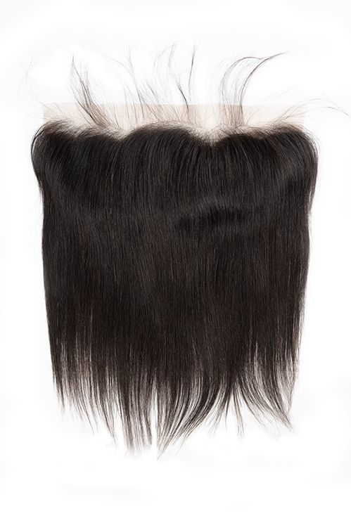 Virgin Brazilian Straight Lace Frontal - True Glory Hair