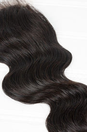 "14"", 16"", 18"" & 14"" Closure Virgin Indian Body Wave Bundle Deal - True Glory Hair"