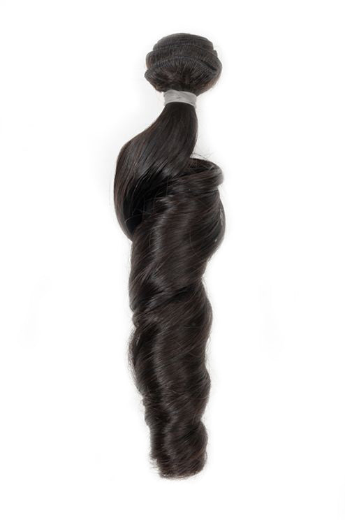 Virgin Brazilian Loose Wave Bundle - True Glory Hair