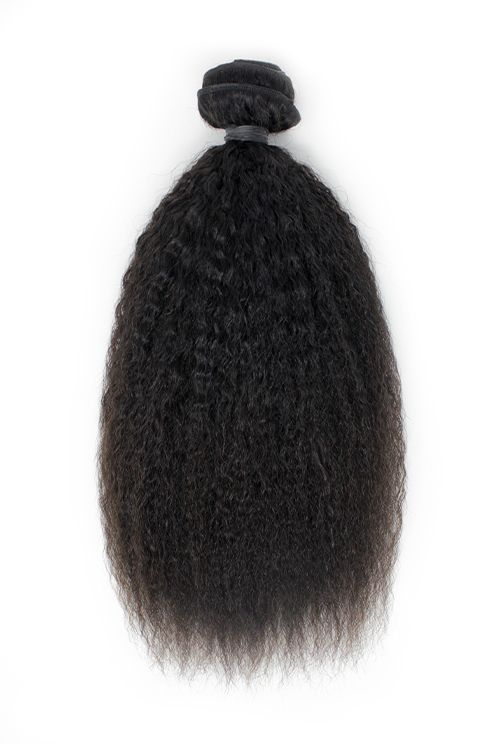 Virgin Brazilian Kinky Straight Bundle - True Glory Hair