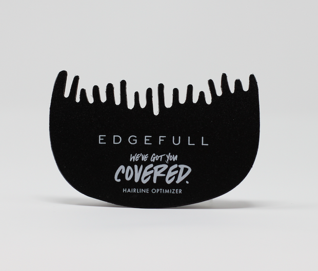 Edgefull's We've Got You Covered Hairline Comb - True Glory Hair