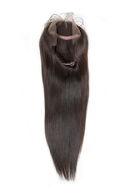 Virgin Brazilian Straight Lace Front Wig - True Glory Hair